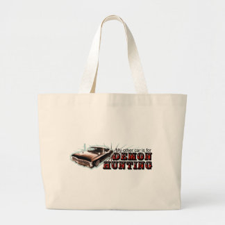 My other car... jumbo tote bag