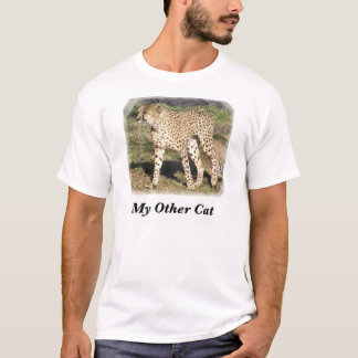My Other - Cat (Cheetah) T-Shirt