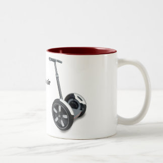 My other wheelchair, is a Segway ! Coffee Mugs