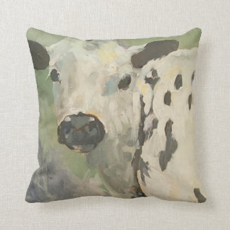 My Own Land Baby Cow Pillow