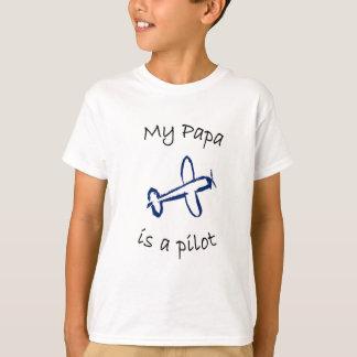 My Papa is a Pilot T-Shirt