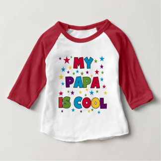 My Papa is Cool T-shirts and Gifts