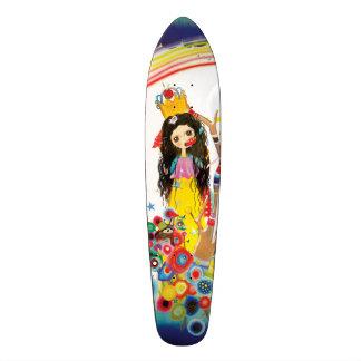 My personal Twitter Custom Skateboard