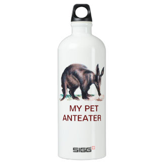 MY PET ANTEATER SIGG TRAVELLER 1.0L WATER BOTTLE