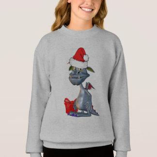 My Pet Dragon Is Ready for Christmas Sweatshirt