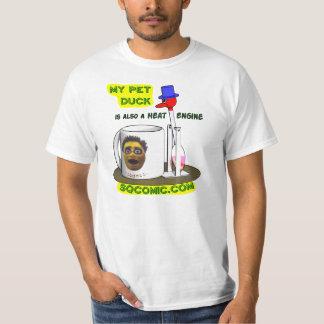 My pet duck is also a heat engine T-Shirt