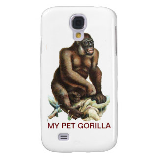 MY PET GORILLA HTC VIVID / RAIDER 4G COVER