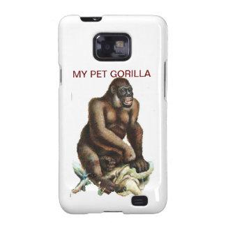MY PET GORILLA GALAXY SII COVERS