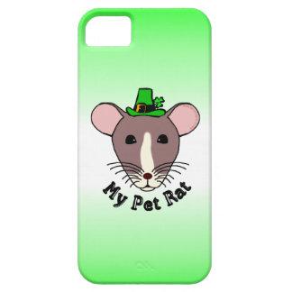 My Pet Rat (Irish) iPhone 5 Case