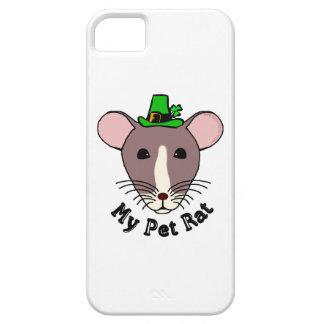 My Pet Rat (Irish) iPhone 5 Cases
