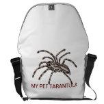 MY PET TARANTULA COURIER BAGS