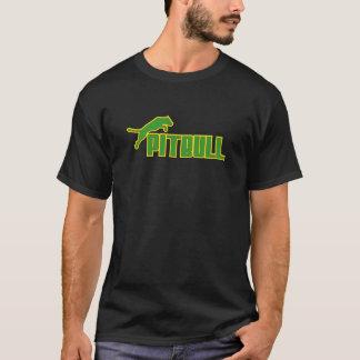 My Pitbull green/yellow T-Shirt