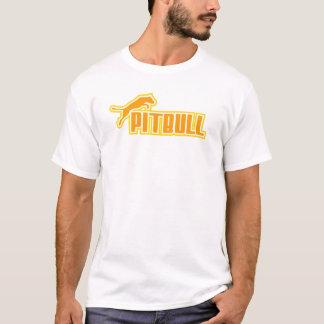My Pitbull orange & yellow T-Shirt