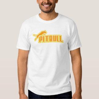 My Pitbull orange & yellow Tee Shirt