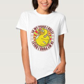 My Pond Duck T Shirt