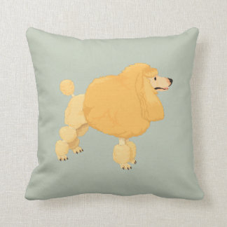 My Poodle Cushion