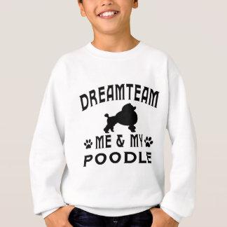 My Poodle Dog Sweatshirt