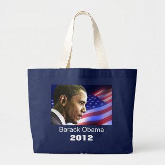 My President Barack Obama 2012 (flag) Tote
