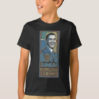 My President is Black Obama Shirt