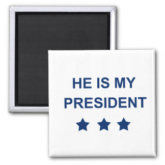 My president magnet