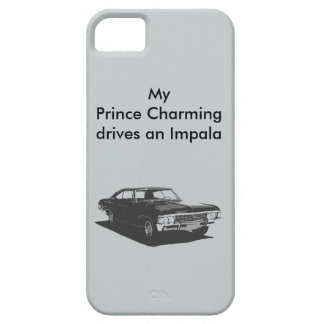 My Prince Charming Drives an Impala Barely There iPhone 5 Case