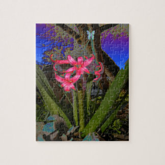 My Psychedelic Yard... Jigsaw Puzzle
