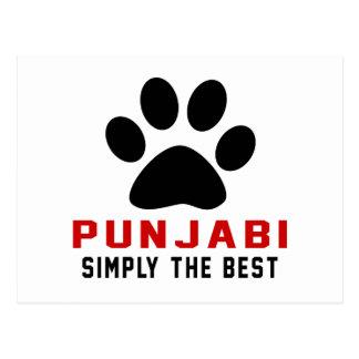 My Punjabi Simply The Best Postcards