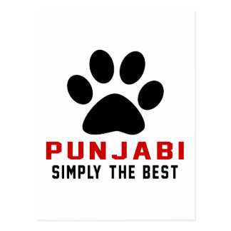 My Punjabi Simply The Best Post Card