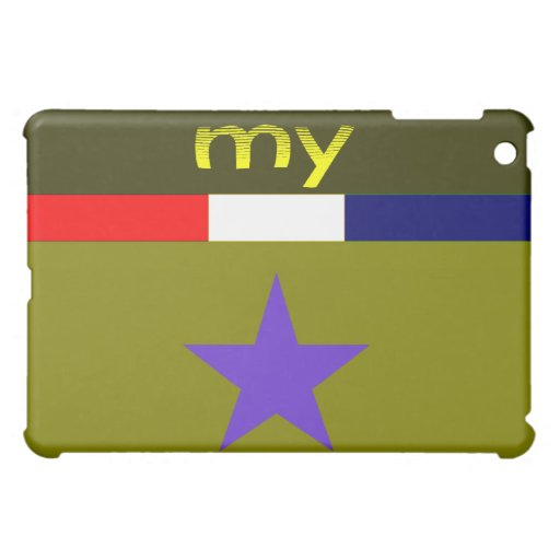 My Purple Star 2 Cover For The iPad Mini
