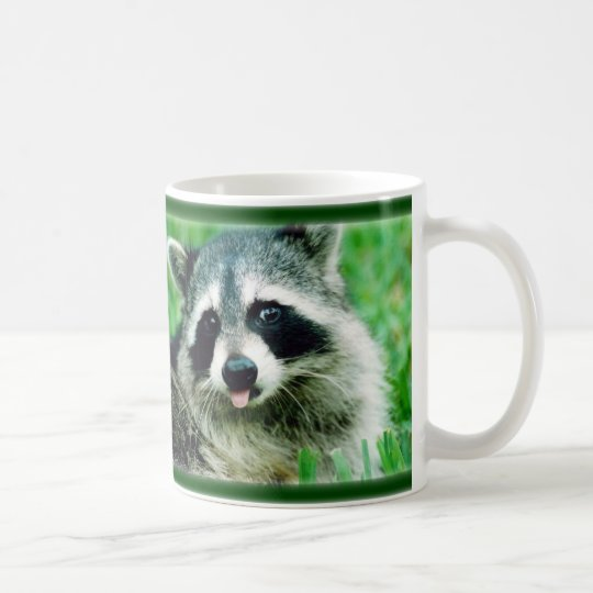 My Racoon is Smarter than Your President Coffee