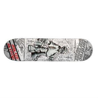 My Radio Skateboard