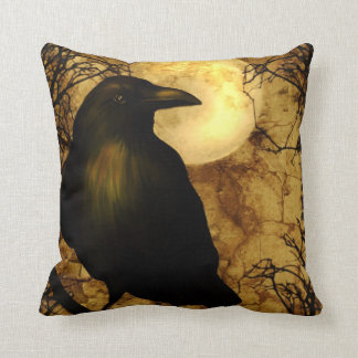 My Raven  American MoJo Pillows