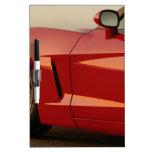 My Red Corvette Dry-Erase Whiteboards