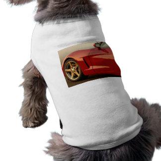 My Red Corvette Shirt