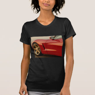 My Red Corvette T-Shirt