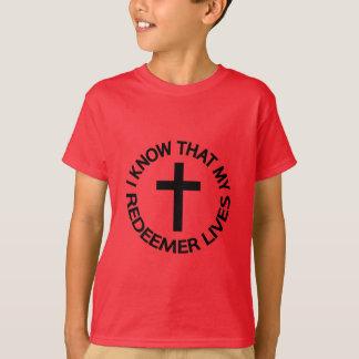 My Redeemer Lives T-Shirt