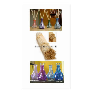 My Reed Diffuser Collection Pack Of Standard Business Cards