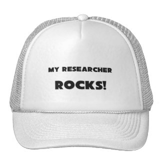 MY Researcher ROCKS! Mesh Hat