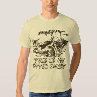 My River Otter Shirt