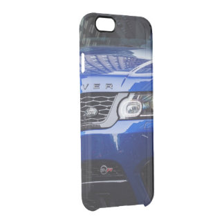 My Rover Clear iPhone 6/6S Case