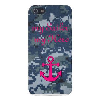 my sailor my hero NWU phone case iPhone 5/5S Covers