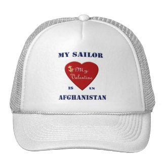 My Sailor, My Valentine Trucker Hat