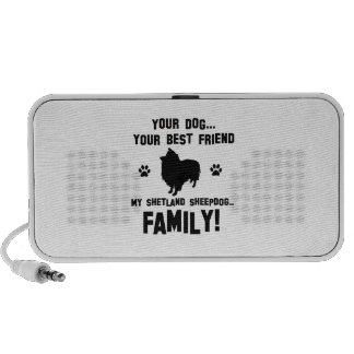 My shetland sheepdog family, your dog just a best notebook speakers