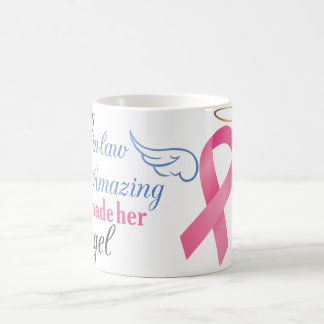 My Sister-In-Law An Angel - Basic White Mug