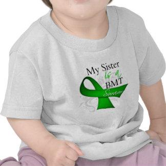 My Sister is Bone Marrow Transplant Survivor Shirt