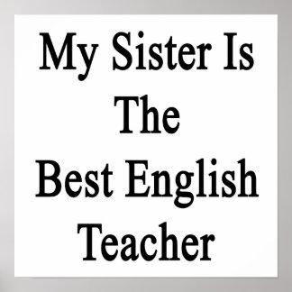 Best Teacher Posters | Zazzle.co.uk