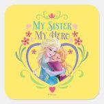My Sister My Hero Sticker