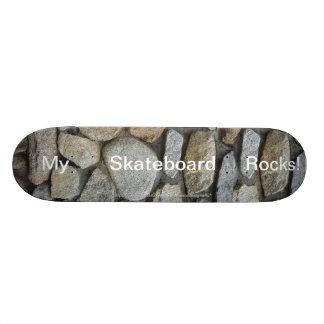 My Skateboard Rocks!