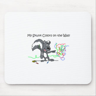 My Skunk Mouse Pad