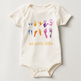 my small tribe baby bodysuit
